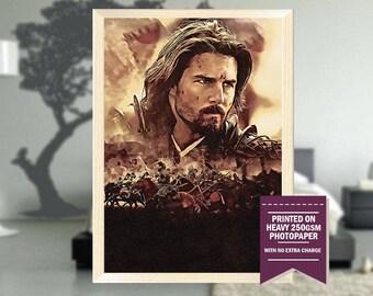 Last Samurai, fanart, last samurai poster, last samurai movie, last samurai print, last samurai art, cool posters, cool prints, cool art