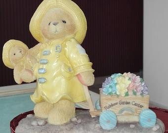 Vintage Statuette Cherished Teddies
