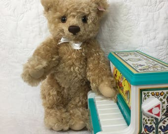 Collectible Teddy Bear Bertie Made by Steiff