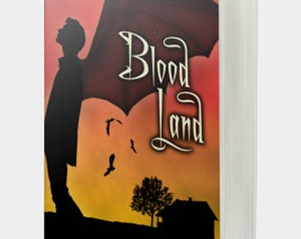 Personalized Signed Copy - Blood Land by J.R. Lawson