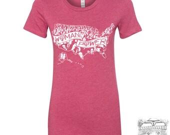 Womens SOLIDARITY T Shirt - Bella Favorite Tee s m l xl xxl xxl custom
