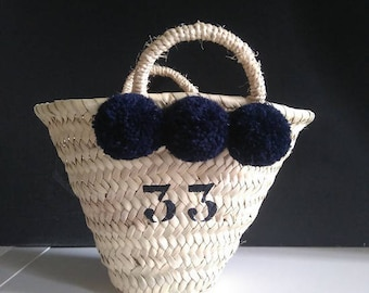 Child basket 33 and the hearty marine tassels