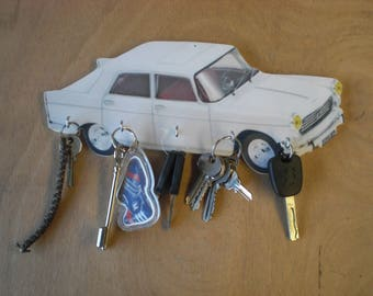 Peugeot 404 wall key holder / peugeot 404 key hook