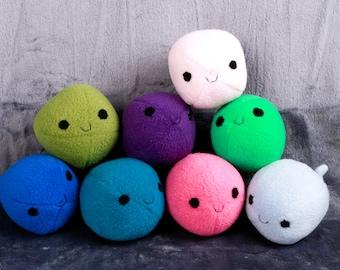 Fischie handmade plush toy cuddly toy Dog toy