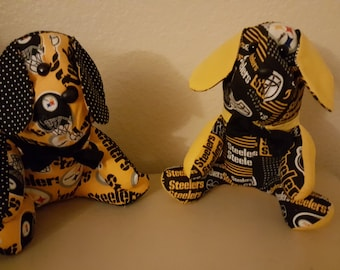 Pittsburgh Steelers Football Dog