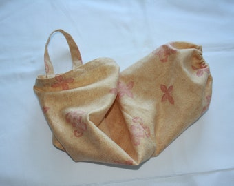 Grocery bag holder plastic bag holder