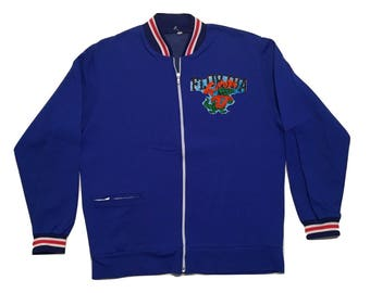 Florida Gators Jacket Vintage 90s - Sz S-M