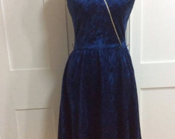 Late 1970's Early 80's Dress