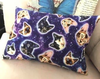 Space Cat's Pillow
