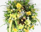 Spring Floral Wreaths, Ye...