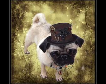 Steampunk Pugs