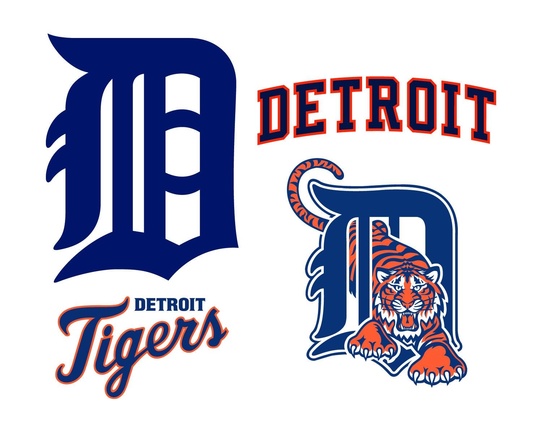 Detroit Tigers Cut Files, Detroit Tigers SVG Files, Detroit Tigers ...