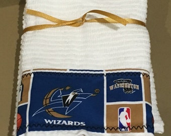 Washington Wizards Hand Towels
