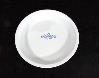 Corning Ware P309 Pie Plate Vintage Old Kitchen Cookware Bakeware