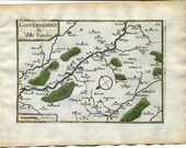 1634 Nicolas Tassin Map V...