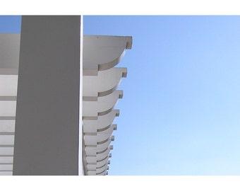 Portico 1 - architecture photography