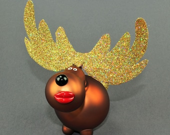 Reindeer, brown Matt