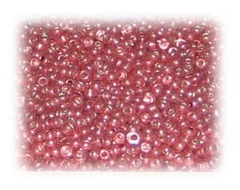 11/0 Bronze Metallic Glass Seed Beads, 1 oz. bag