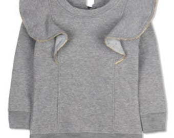 Aashi  Cotton Girl' Grey Dress