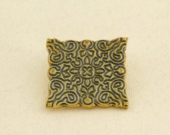 Ceramic Brooch | Handmade Jewelry | Brooch Pin | Ceramic Pin