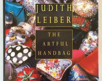 Judith Leiber The Artful Handbag Hardcover Book Autographed Copy Collectible
