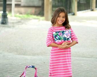 Kids Travel Bag Collection / Floral Travel Bag / Floral Travel Bag Collection
