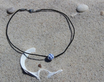 Locals Only Bead Choker