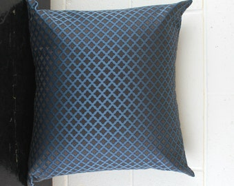 Art Deco Design Exclusive Cushion Pillow Cover by Peacock and Penny. 45cms x 45cms