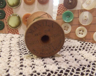 Button and Thread Set