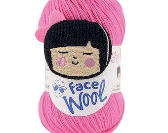 Yun Seon Facewool by Lane Mondial