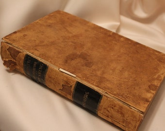Shaker Books Titled Christs First and Second Appearing by Shakers in 1856