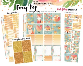 Printable Planner Stickers for Erin Condren, Printable Weekly Planner Stickers, Planner Printables, Fall Planner Stickers, October Planner
