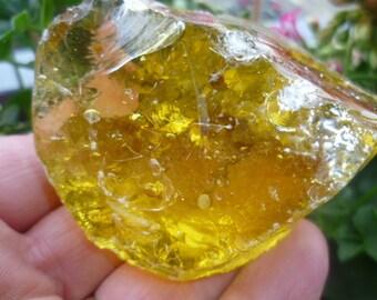 Sungold Monatomic Andara glass 203 gr
