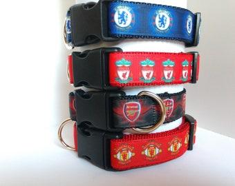 Dog Collar or Leash - Premier League Soccer Dog Collar or Leash