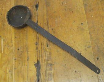 Smelting Ladle , Lead Melting Ladle , Blacksmithing Tool