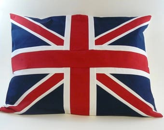 British Flag Union Jack Pillow Cover
