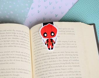 Large magnetic bookmark - Deadpool