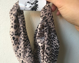 Multi-purpose headband, neckband, wrap, scarf, mask and more..
