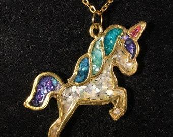 Beautiful Prancing Unicorn!