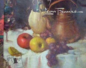 How To Do Still Life by Leon Franks