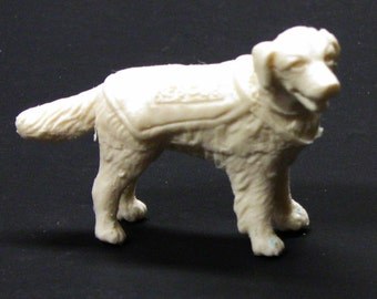1:25 G scale model resin search & rescue dog fire department K9 canine