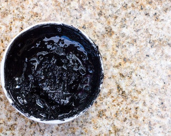 Activated Charcoal Face Mask Kit