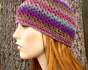 Instant Download Crochet Pattern - Crochet Beanie Pattern - Chesapeake Beanie - Womens Beanie Pattern - Womens Accessories