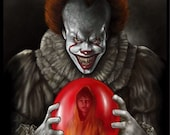 Pennywise Clown 2017 -  A...