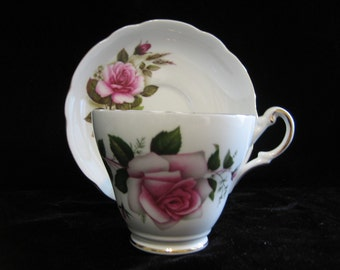 Regency / Royal Ascot cup and saucer