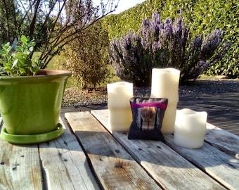 Lavender odorant sachet