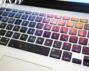 MacBook Keyborad protector Keyboard Skin Macbook Keyboard Decal Macbook Pro  Macbook Air Sticker apple wireless keyboard