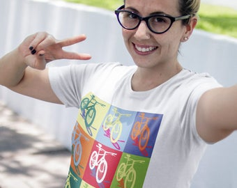 Bike Warhol, the T-Shirt