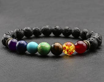 Aromatherapy Essential oil bracelet, lava bead bracelet, essential oils  bracelet, Reiki Bracelet,  chakras bracelet, turtle bracelet