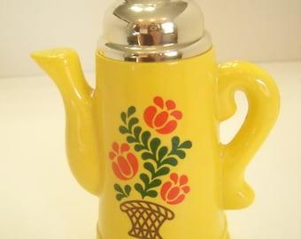 1970s Avon Koffee Klatch (9) Empty Decanter